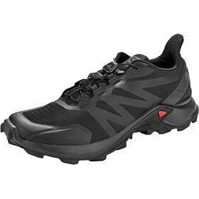 Salomon Supercross Shoes Men black/black/black